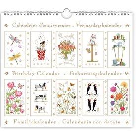 Quire Collections Dragonfly Verjaardagskalender