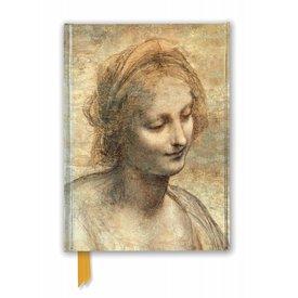 Flame Tree Leonardo Da Vinci Notebook