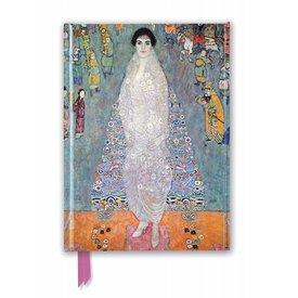 Flame Tree Gustav Klimt: Baroness Elisabeth Bachofen-Echt Notebook