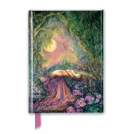 Flame Tree Josephine Wall: One Hundred Years Notebook