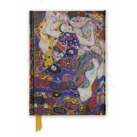 Flame Tree Klimt: The Virgin Notebook