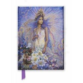 Flame Tree Josephine Wall: Virgo Notebook