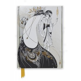 Flame Tree Aubrey Beardsley: The Peacock Skirt Notebook