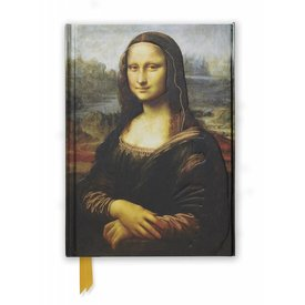 Flame Tree Da Vinci: Mona Lisa Notebook