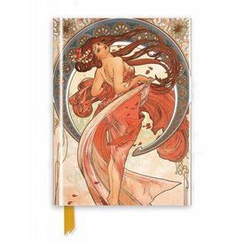 Flame Tree Mucha: The Arts, Dance Notebook