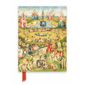 Flame Tree Bosch: The Garden of Earthly Delights Notebook