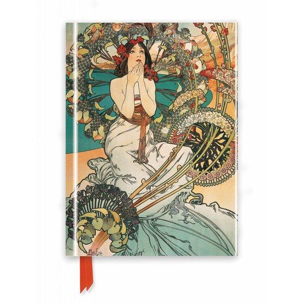 Flame Tree Mucha: Monaco Monte Carlo Notebook