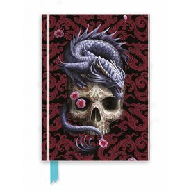 Flame Tree Anne Stokes: Oriental Dragon Notebook