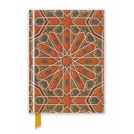 Flame Tree Owen Jones: Alhambra Ceiling Notebook