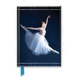 Flame Tree Ballet Dancer Notebook