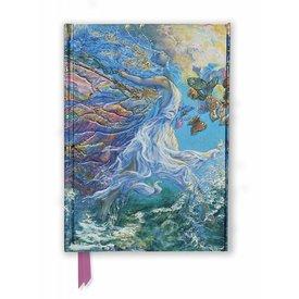 Flame Tree Josephine Wall: Joie de Vivre Notebook