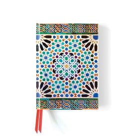Flame Tree Alhambra Palace Notebook