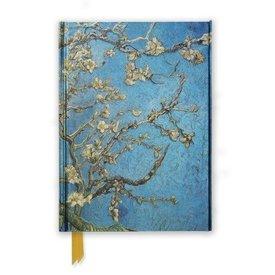 Flame Tree Van Gogh: Almond Blossom Notebook