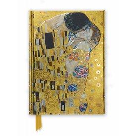 Flame Tree Gustav Klimt: The Kiss Notebook