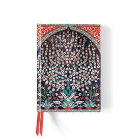 Flame Tree Turkish Wall Tiles Notebook