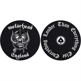 Rock Off Motorhead England And Louder Slipmat