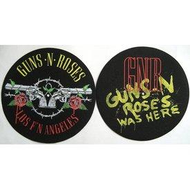 Rock Off Guns N Roses Los F'n Angeles - Was Here Slipmat