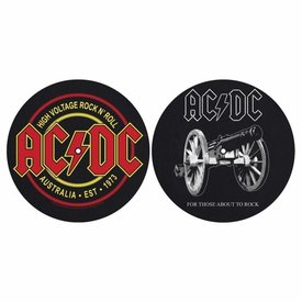 Rock Off AC/DC For Those About To Rock - High Voltage Slipmat