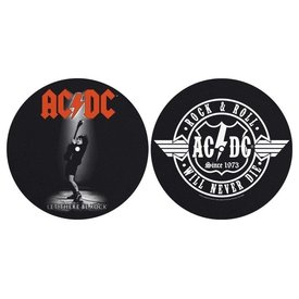 Rock Off AC/DC Let There Be Rock Slipmat