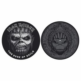 Rock Off Iron Maiden The Book Of Souls Slipmat