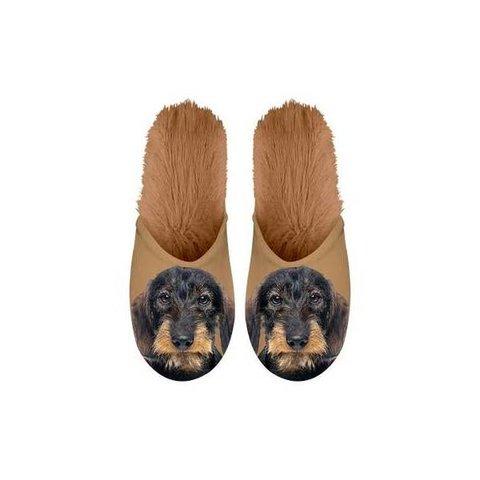 Teckel Pantoffels 35-38