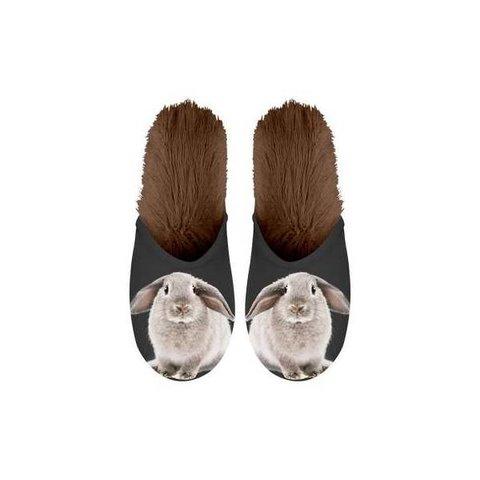 Konijn Pantoffels 35-38
