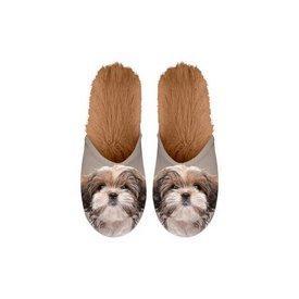 Kalenderwereld Shih Tzu Pantoffels 35-38
