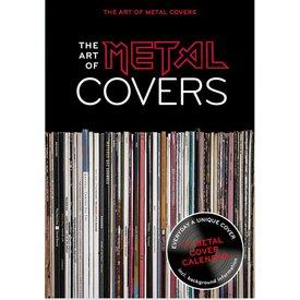 Kalenderwereld The Art of Metal Covers Eeuwigdurende Scheurkalender