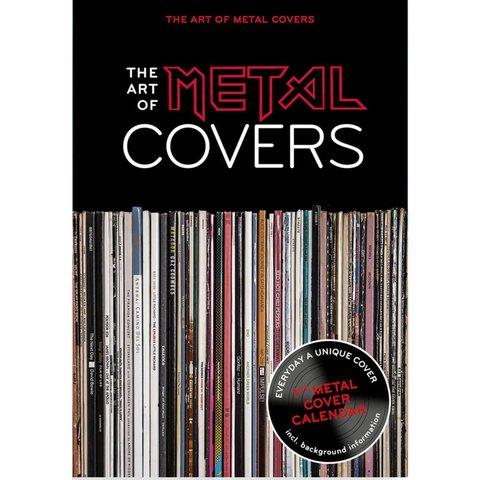 The Art of Metal Covers Eeuwigdurende Scheurkalender