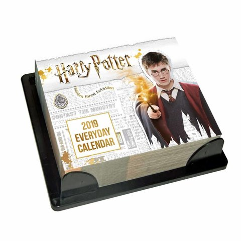 Harry Potter Page-A-Day Scheurkalender 2019