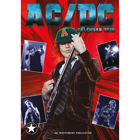 Dream International AC/DC A3 Kalender 2020