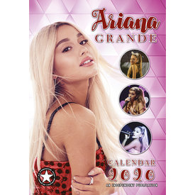 Dream International Ariana Grande A3 Kalender 2020