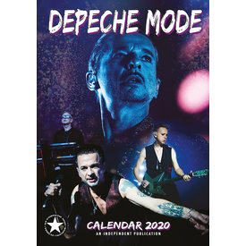 Dream International Depeche Mode A3 Kalender 2020