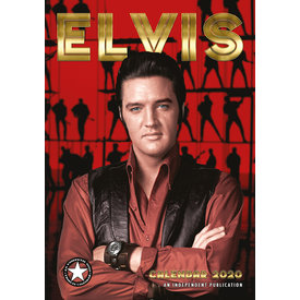 Dream International Elvis A3 Kalender 2020