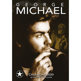 Dream International George Michael A3 Kalender 2020