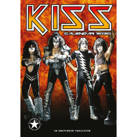 Dream International Kiss A3 Kalender 2020
