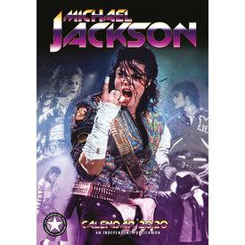 Dream International Michael Jackson A3 Kalender 2020