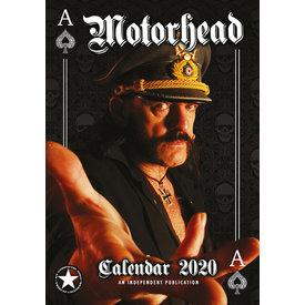 Dream International Motorhead Lemmy A3 Kalender 2020