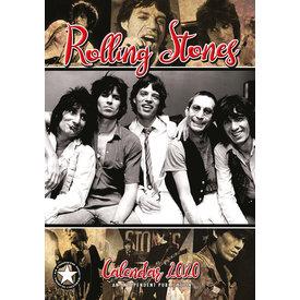 Dream International Rolling Stone A3 Kalender 2020