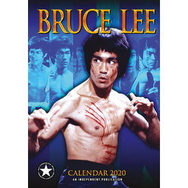 Dream International Bruce Lee A3 Kalender 2020