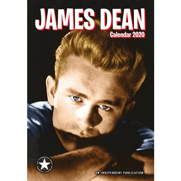 Dream International James Dean A3 Kalender 2020