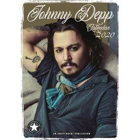 Dream International Johnny Depp A3 Kalender 2020