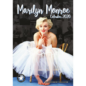 Dream International Marilyn Monroe A3 Kalender 2020