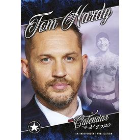 Dream International Tom Hardy A3 Kalender 2020