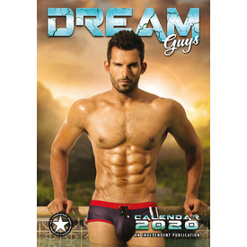 Dream International Dream Guys Kalender 2020