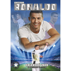 Dream International Cristiano Ronaldo A3 Kalender 2020