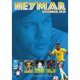Dream International Neymar A3 Kalender 2020