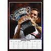 Roger Federer A3 Kalender 2020