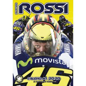 Dream International Valentino Rossi A3 Kalender 2020