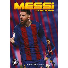 Dream International Lionel Messi A3 Kalender 2020